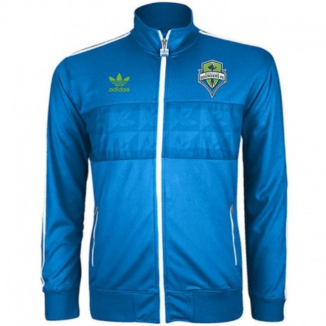Seattle Sounders presentation jacket 2013/14 - Adidas