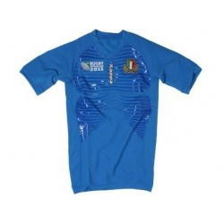 Italy Rugby jersey 2011/12 Home by Kappa Test Match World Cup 2011