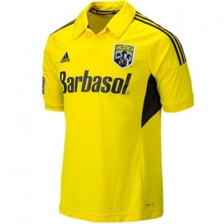 Columbus Crew Home football shirt 2013/14 - Adidas