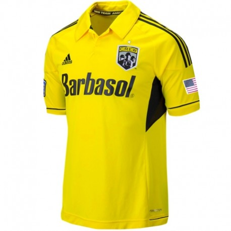 Columbus Crew Home football shirt 2013/14 Player Issue - Adidas