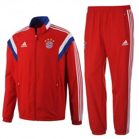 Bayern Munich presentation tracksuit 2014/15 - Adidas