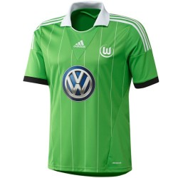 Wolfsburg Away football shirt 2013/14 - Adidas