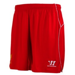 Liverpool FC Home soccer shorts 2014/15 - Warrior