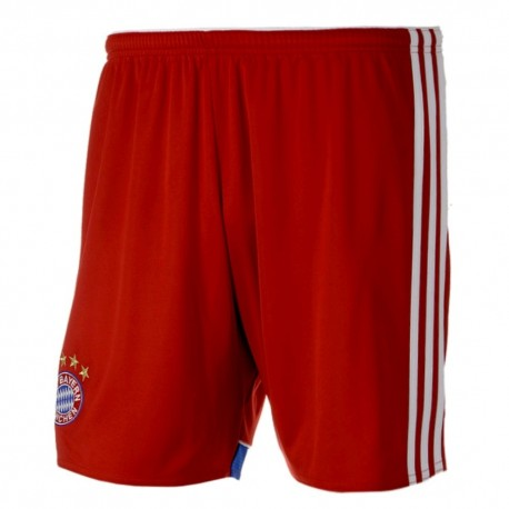 Bayern Munich Home football shorts 2014/15 - Adidas