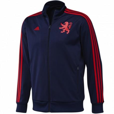 OL Olympique Lyon Presentation track jacket 2013/14 - Adidas