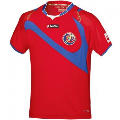 Costa Rica Home football shirt 2014/15 - Lotto