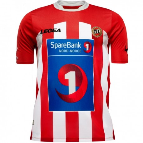 Tromso Home soccer jersey 2013/14 - Legea