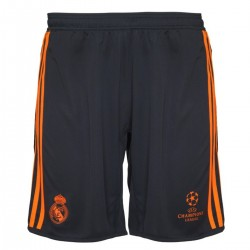 Training shorts Real Madrid CF 2013/14 UCL - Adidas