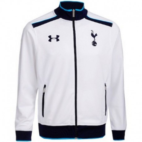 Tottenham Hotspur presentation jacket 2013/14 white - Under Armour