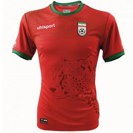 Iran National team Away football shirt 2014/15 - Uhlsport