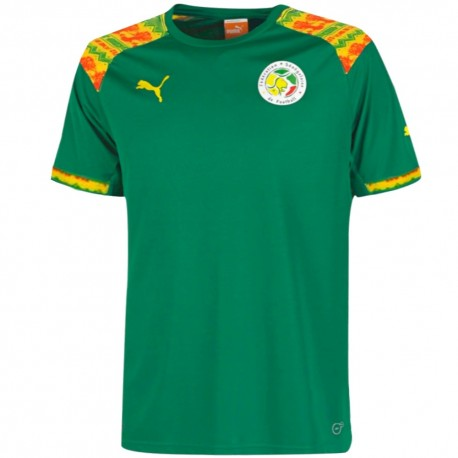Senegal national team Away football shirt 2014/15 - Puma