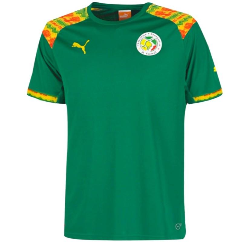 Maillot de foot Senegal exterieur 2014/15 - Puma