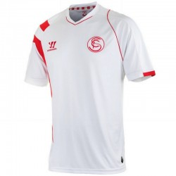 Seville (Sevilla) Home football shirt 2014/15 - Warrior