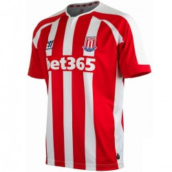 Stoke City Home soccer jersey 2014/15 - Warrior