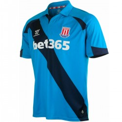 Stoke City Away soccer jersey 2014/15 - Warrior