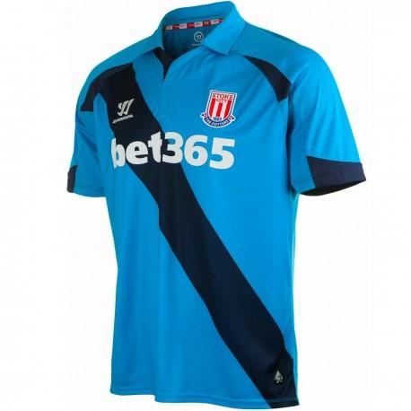 Stoke City Away soccer jersey 2014/15 - Warrior