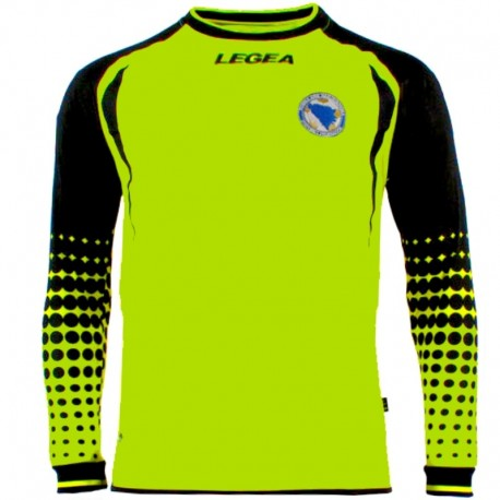Bosnia and Herzegovina Home goalkeeper shirt 2013/14 - Legea