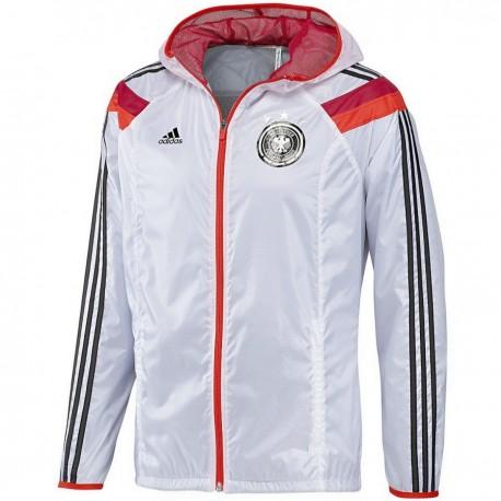 Germany National team Anthem jacket 2014 - Adidas