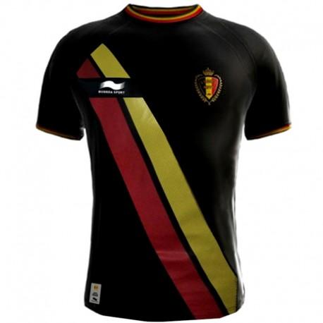 Belgium national team Away football shirt 2014/15 - Burrda