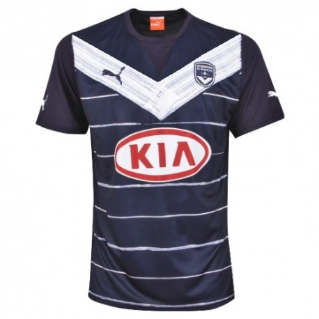 Bordeaux Soccer Jersey Home 11/12 Fc by Puma