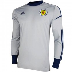 Scotland National team Home goalkeeper shirt 2012/14 - Adidas