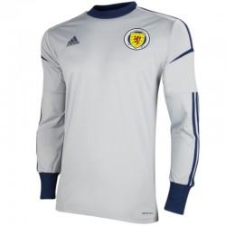 Scotland National team Home goalkeeper shirt 2012/14 Player Issue - Adidas