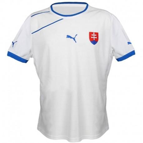 Slovakia Home soccer jersey 2012/13 - Puma