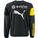 BVB Borussia Dortmund training sweat top 2014/15 black - Puma