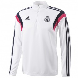 Real Madrid CF technical training sweat top 2014/15 - Adidas