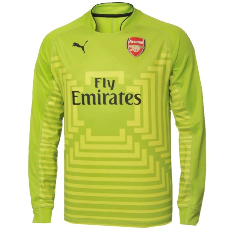 Maillot de foot de gardien arsenal exterieur 2014 15 for Maillot arsenal exterieur