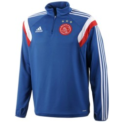 Ajax Amsterdam technical training sweat top 2014/15 - Adidas