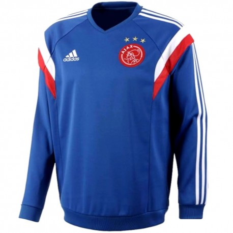Ajax Amsterdam training sweat top 2014/15 - Adidas