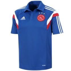 Ajax Amsterdam presentation polo shirt 2014/15 - Adidas