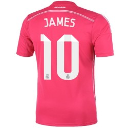 Real Madrid CF Away football shirt 2014/15 James 10 - Adidas