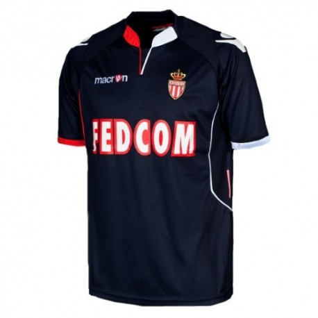 As Monaco Soccer Jersey 2010/11 Away by Macron