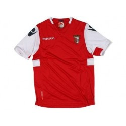Football Jersey Sporting Braga 2011/12 Home by Macron