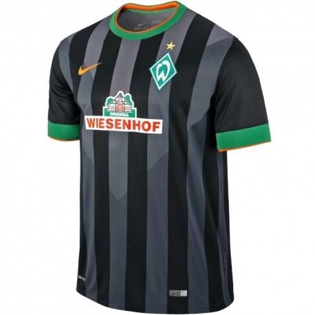 Werder Bremen Away football shirt 2014/15 - Nike