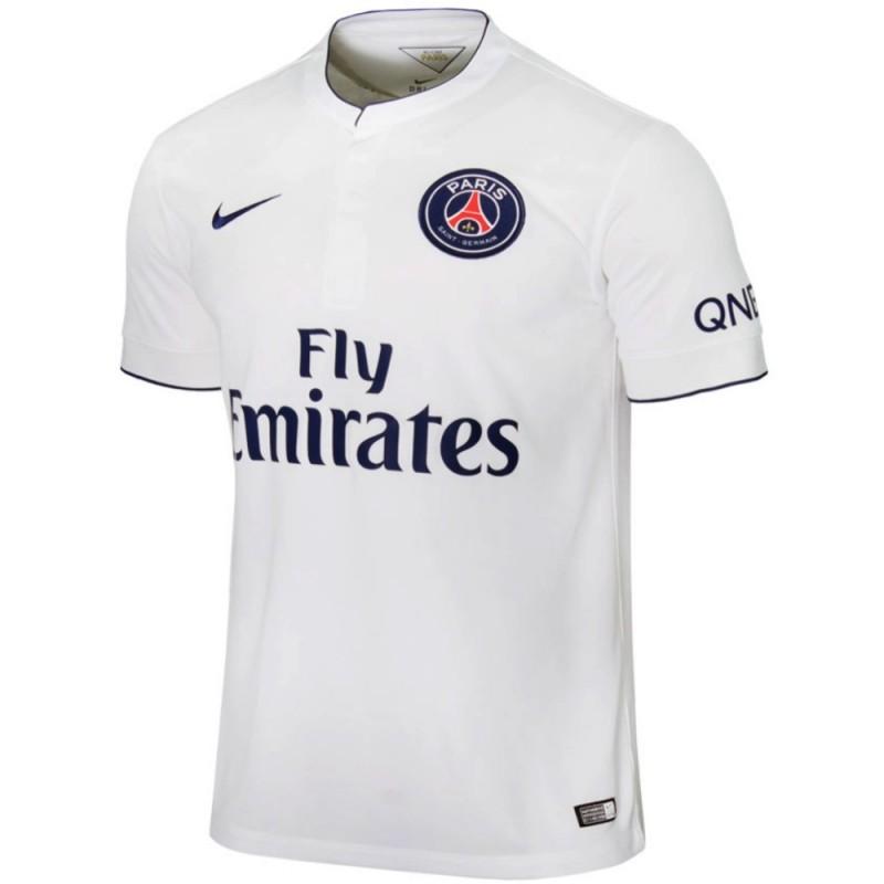 maillot du psg exterieur 2014 15 nike sportingplus for sport