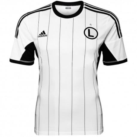 Legia Warsaw (Warszawa) Home football shirt 2014/15 - Adidas