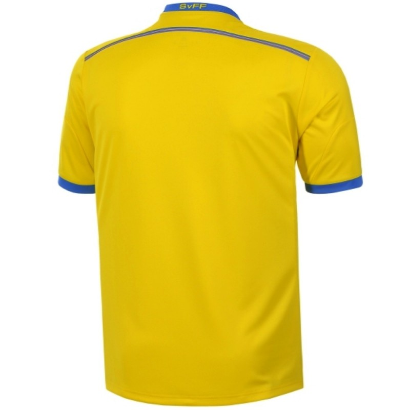 Sweden known as Landslaget in Swedish play their home games in yellow shirts, blue shorts and yellow socks. The shirt has been pulled on with some success on the world stage, finishing second when they hosted the World Cup in , and third twice, in and