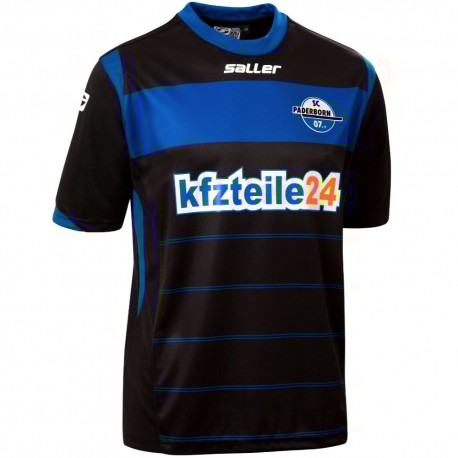 SC Padeborn Home football shirt 2014/15 - Saller