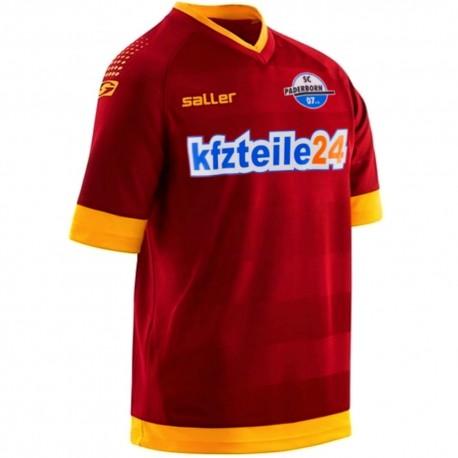 SC Padeborn Away football shirt 2014/15 - Saller