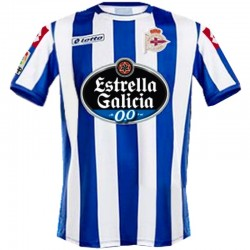 Deportivo La Coruna Home football shirt 2014/15 - Lotto