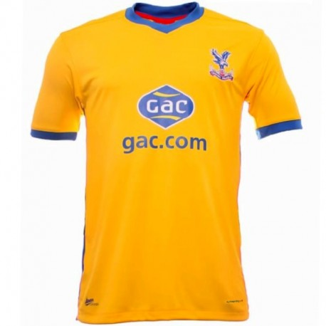 Crystal Palace FC Third soccer jersey 2013/14 - Avec