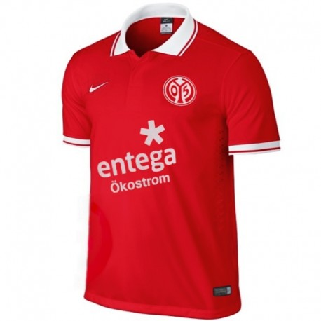 FSV Mainz 05 Home football shirt 2014/15 - Nike