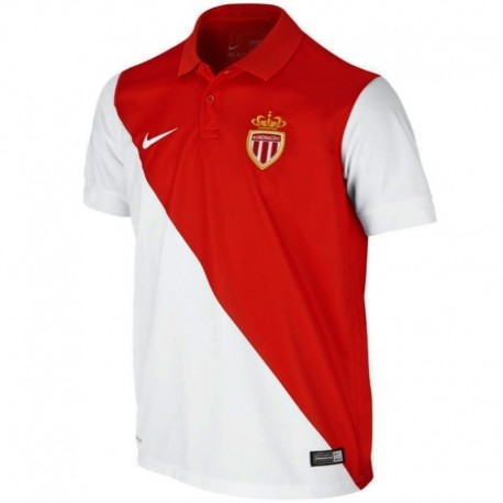 As Monaco Home football shirt 2014/15 - Nike