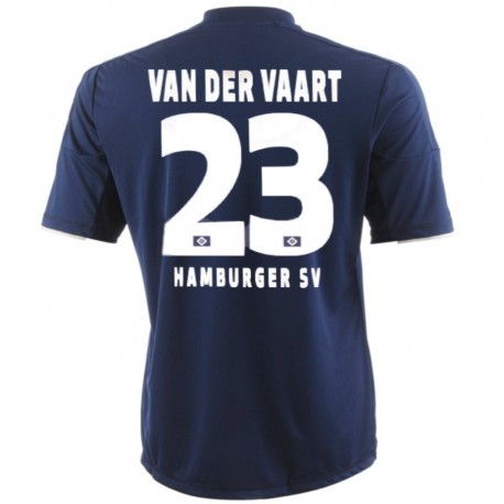 Hamburg (Hamburger SV) Player Issue Away 2012/13 van der Vaart 23 - Adidas
