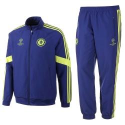 FC Chelsea UCL presentation tracksuit 2014/15 - Adidas