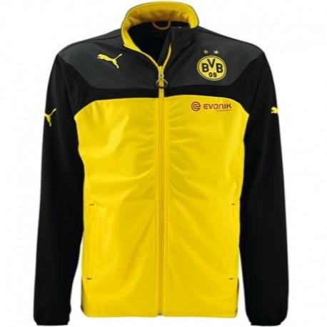 BVB Borussia Dortmund Presentation jacket 2014/15 - Puma