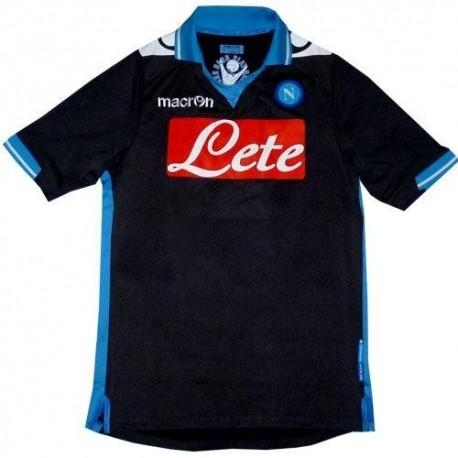 Naples Soccer Jersey 2011/12 Away-Macron
